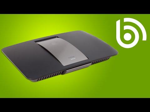 Linksys EA6700 WiFi AC Unboxing