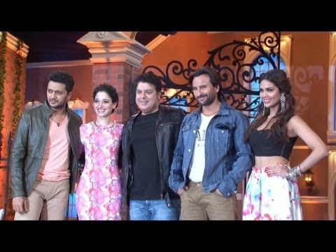 Team Of Humshakals Shoot Special Episode Of Humshakals Hasee House