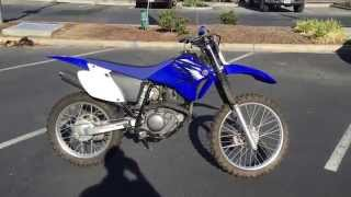 8. Contra Costa Powersports-Used 2012 Yamaha TT-R230 4-stroke dirt bike e-start