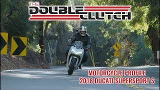 3. Motorcycle Profile | 2018 Ducati SuperSport S
