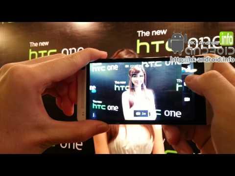 HTC Zoe 功能示範