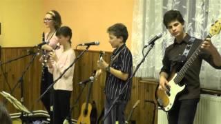Video Vánoční koncert - Rozsíčka (prosinec 2015)