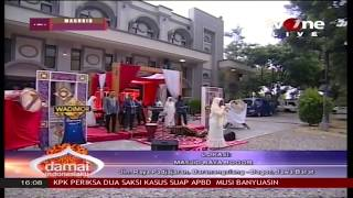 PUPUT NOVEL ft TOPGAN BAND - Sholawat Badar Live At Mesjid Raya Bogor