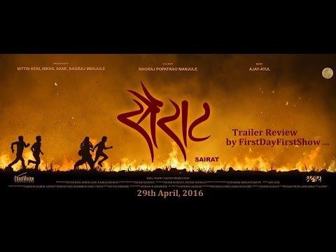 Video Sairat Trailer Review (2016) | Nagraj Popatrao Manjule download in MP3, 3GP, MP4, WEBM, AVI, FLV January 2017