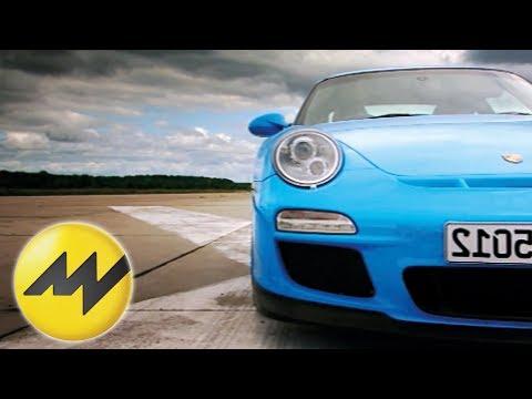 porsche 911 gt3: fantastico drift con patrick simon