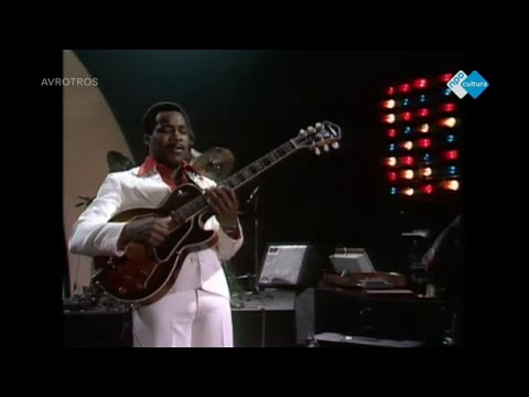 George Benson Live in Holland 1977