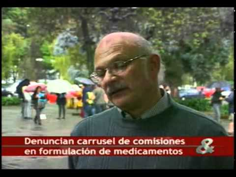 Carrusel de Medicamentos - Nota CM&amp; - Nov 8