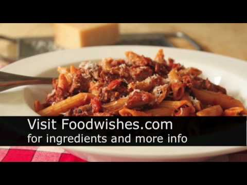Food Wishes Recipes – Beef Meat Sauce for Pasta – Beef Brisket Cherry Tomato Meat Sauce Recipe – How to Make Meat Sauce