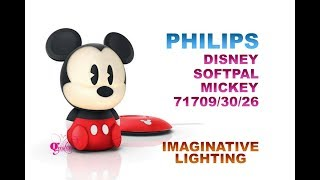 Download Lagu Philips Disney SoftPal LED Mickey 71709/30/26, UNBOXING and REVIEW Lampu Tidur (Indonesia) Mp3