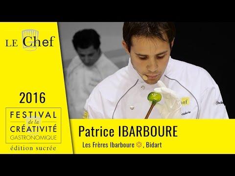 FCG 2016 édition sucrée : Patrice Ibarboure
