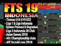 FTS 2019 spesial timnas indonesia bagus bagas U16 & U19 egy maulana