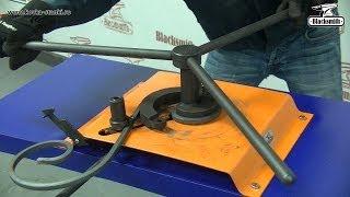 Инструмент для гибки завитков M3-V1 Blacksmith
