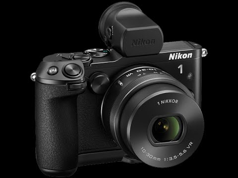 Nikon 1 V3 unboxing and hands on