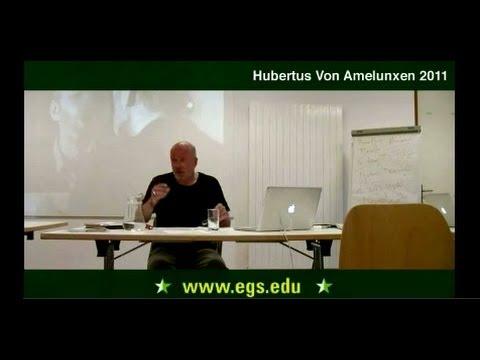 Hubertus von Amelunxen. Reproduktion und das Original. 2011