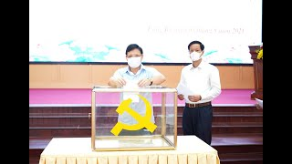 Thành uỷ Uông Bí: Hội nghị cán bộ chủ chốt giới thiệu nhân sự kiện toàn chức danh Chủ tịch UBND thành phố nhiệm kỳ 2021-2026