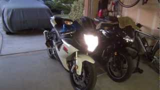 8. 2012 SUZUKI GSXR 750