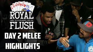 Video Royal Flush Day 2 Melee Highlights - Is Real Beef Finally Back!? MP3, 3GP, MP4, WEBM, AVI, FLV Oktober 2017