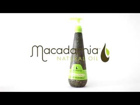 Macadamia Mască hrănitoare fără clătire - Mod de utilizare