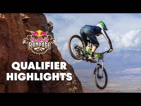 Day 1 Qualifier Highlights - Red Bull Rampage 2014