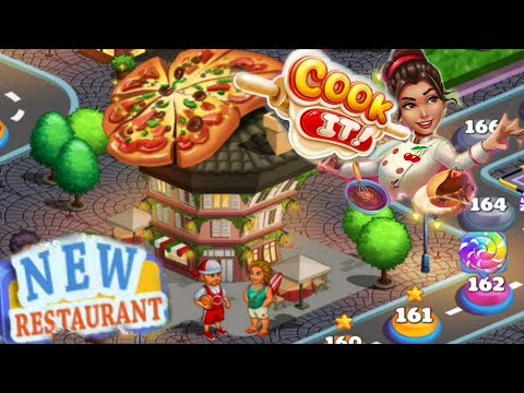 COOK IT/ NEW RESTAURANT Opening/ Levels 140, 147, 155, 160,  161/ Part 6