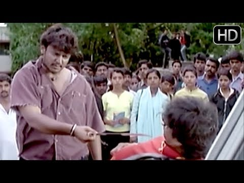 Daasa Kannada Movie | Challenging Star Saves A Girl | Kannada Action Scenes | Darshan, Amrutha