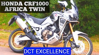 7. HONDA CRF1000 AFRICA TWIN  /  DCT REVIEW (Adventure Sports)