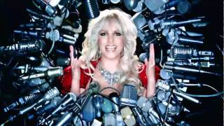 Hold It Against Me - Britney Spears   Music Video   VEVO.flv