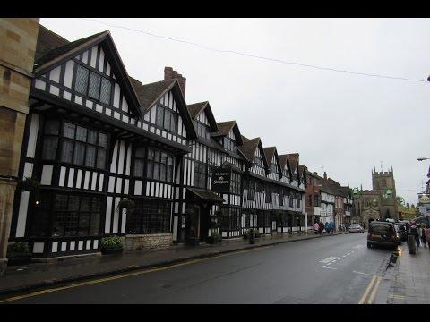 La ciudad de Shakespeare - Stratford-upon-Avon - Día 1 | Europa 2016