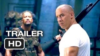 Fast&Furious 6 Official Final Trailer (2013) - Vin Diesel Movie HD