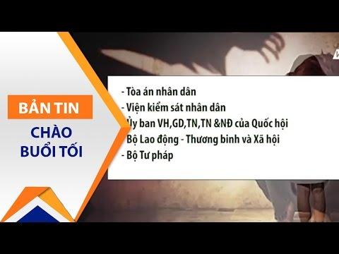 15 cơ quan 'đứng nhìn' trẻ em bị xâm hại | VTC - Thời lượng: 105 giây.