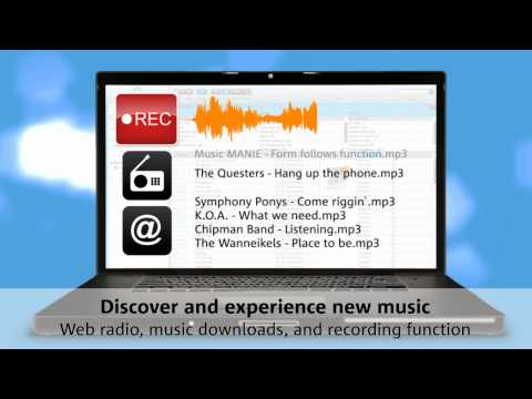 MAGIX MP3 Deluxe 17 - The MP3 software for everyone who loves music (EN)