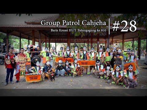 patrol Cahjeha dalam HUT Tulungagung 2015