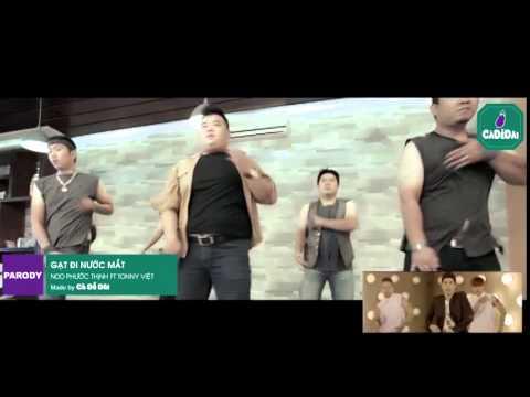 Cà Dễ Dãi- Gạt Đi Nước Mắt - Lu Phước Thịnh (Parody version)