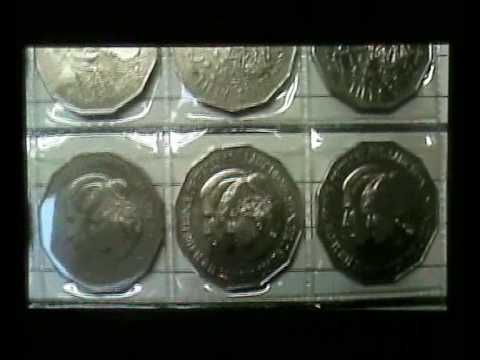 FIFTY CENT COIN - Australian- from 1966 to the present..BUY NOW INVEST