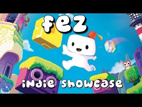 Fez Review - Gomez is a 2D creature living in a 2D world. Or is he? When the existence of a mysterious 3rd dimension is revealed to him, Gomez is sent out on a journey th...