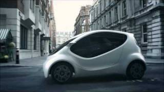 Tata Pixel, New City Car Concept For Europe
