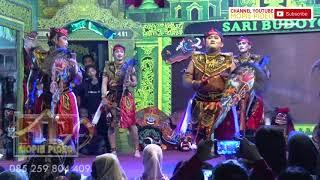 FULL HD!!! Jaranan Kreasi Plus Lawak TURONGGO JENGKI_Live Ds.Tunggulsari_9-9-17