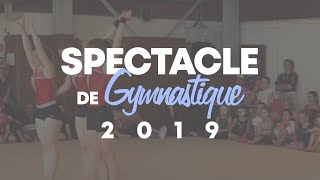SPECTACLE GYMNASTIQUE 2019