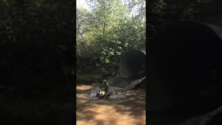 9. Badlands 2017 Polaris outlaw 110 vs 2007 Polaris outlaw 90 in deep water
