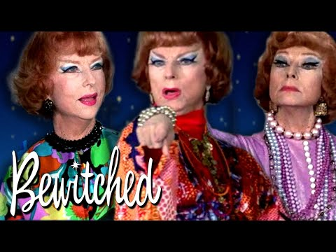 Best of Endora's Magic | Bewitched