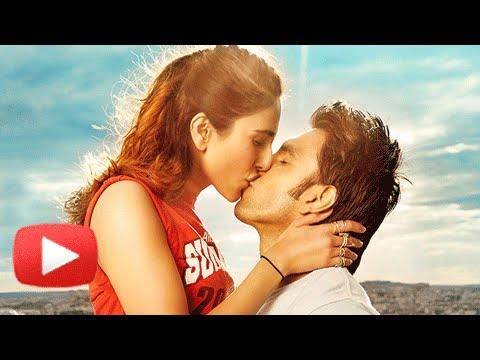 Ranveer Singh - Vaani Kapoor PASSIONATE KISS In Be