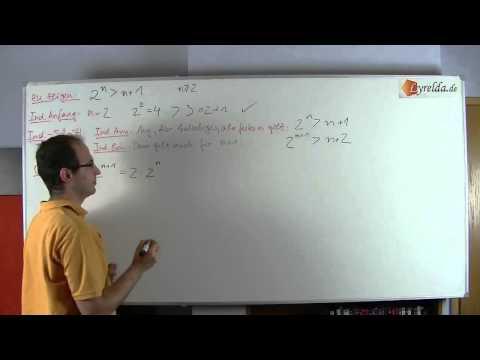 Ungleichung Lösung 2
