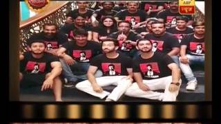 Watch cast and crew of Ishqbaaaz cheering themselves upFor latest breaking news, other top stories log on to: http://www.abplive.in & https://www.youtube.com/c/abpnews