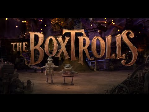 The Boxtrolls (Featurette 'Isaac, Elle, Ben')