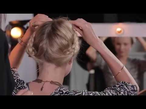Tuto coiffure : la Tresse Sauvage avec le Fashion Look Kit