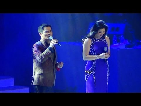 Regine Velasquez & Ogie Alcasid - The Lord Is Our Savior