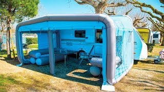 Video 10 AWESOME CAMPING INVENTIONS MP3, 3GP, MP4, WEBM, AVI, FLV Desember 2017