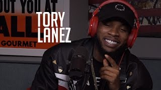Hot 97 - Tory Lanez says he will take #1 from Drake & names the best coming out of Toronto