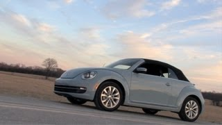 2013 VW Beetle TDI Manual Review - MPGomatic Diesel Road Test