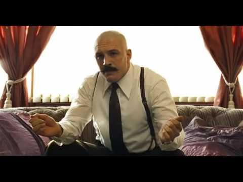 Tom Hardy. Best scene in Bronson.